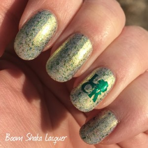 Alchemy Lacquers - Tethys - Sunlight