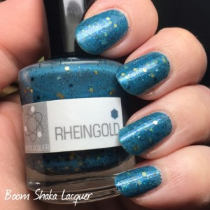 NerdLacquer - Rheingold