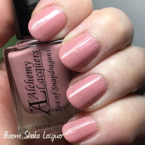 Alchemy Lacquers - Sea of Snapdragons